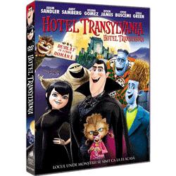 Film: Hotel Transilvania DVD