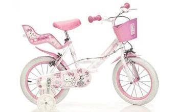 Dino Bikes - Biciclete fetite Charmmy Kitty 144RLN