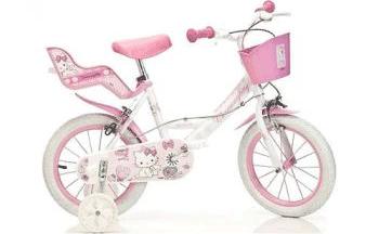 Dino Bikes - Bicicleta Charmmy Kitty 164RLN 6-9 ani