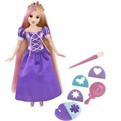 Papusi Disney Princess pentru fetite - Rapunzel
