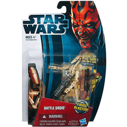 Droizii de lupta Figurine Star Wars de la Hasbro
