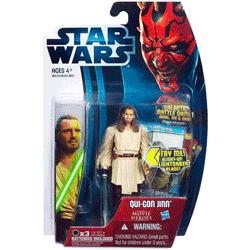 Figurina Jedi Star Wars Qui-Gon Jin