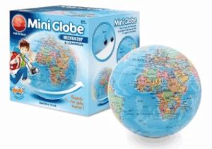 Glob pamantesc luminat pentru copii