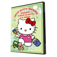 Invatatul cu Hello Kitty este o joaca
