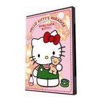 Desene animate in limba romana cu Kitty si sora ei geamana Mimmy