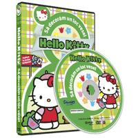 Aventuri de poveste desene animate in limba romana Hello Kitty