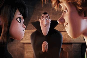 Film de desene animate comedie horror