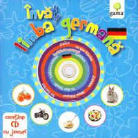 Invat limba germana CD jocuri pentru copii