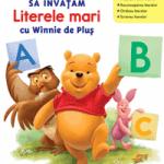 Manuale Limba Romana Disney School Skills pentru copii de 4 ani de gradinita Winnie de Plus