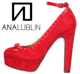 Reducerile de pret la pantofi, sandale si balerini Ana Lublin