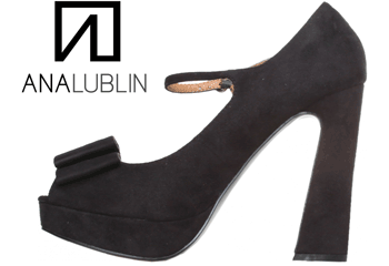 Pantofi Ana Lublin se pot purta la tinute elegante sau smart casual de primavara/toamna.