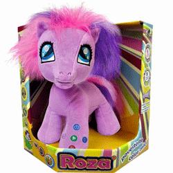 Roza - Printesa ponei cu povesti