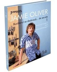 Set carti Jamie Oliver - Bucatarul se dezbraca de secrete