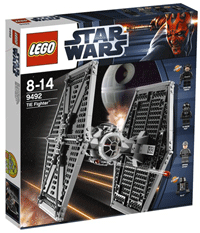 Set Lego Star Wars Naveta Imperiala Tie Fighter
