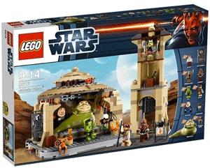 Palatul lui Jabba de pe Tatooine