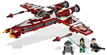 Nava StarFighter Lego Star Wars