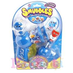 Setul de jucarie Baloane de Sapun Parfumate Smubbles