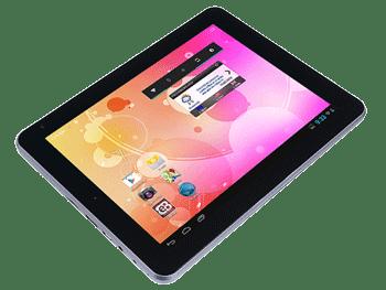 Tableta Aria Evolio Mini conectare RDS