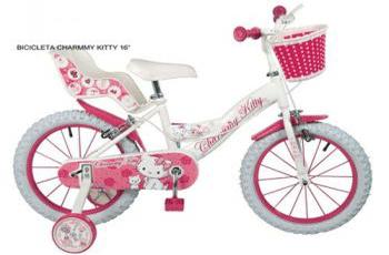 Toimsa - Biciclete fetite Charmmy Kitty 16 6-9 ani