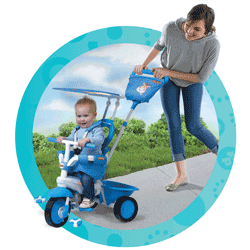 Tricicletele Fisher Price 3 in 1