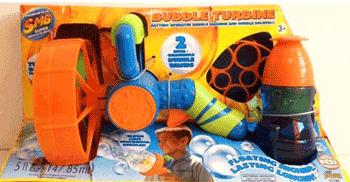 Turbina baloane de sapun