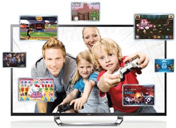 JOCURI PE TV LG ULTRA HD 84LM960V