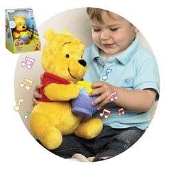 Plusuri interactive Winnie de Plus si prietenii sai