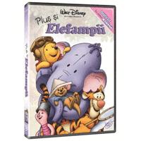 Desenele animate Disney Winnie Ursuletul de plus si Elefampii