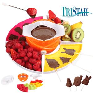 Fantana de ciocolata 3 in 1 Tristar - la cel mai mic pret de la eMAG