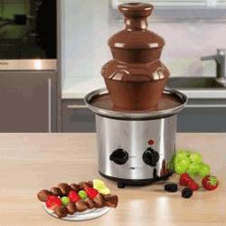 Aparat Fantana de ciocolata