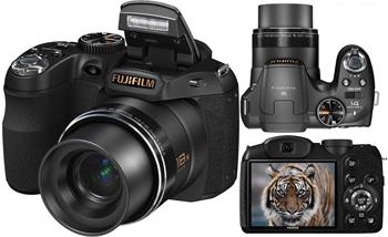 Fuji Finepix S2800 este un aparat foto tip bridge, cu numeroase dotari, ce se adreseaza atat amatorilor datorita usurintei in utilizare cat si fotografilor profesionisti