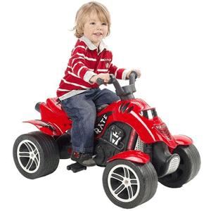 ATV pentru copii Quad Pirate cu pedale