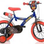 Bicicleta Dino Bikes Spiderman