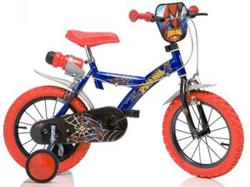 Biciclete pentru baieti Dino Bikes Spiderman