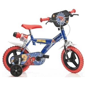 Bicicleta Spiderman baieti 3-5 ani