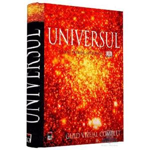 Carte cu fotografii pentru copii despre invatarea Universului