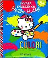 Carte: Invata engleza cu Hello Kitty: Culorile
