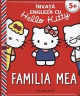 Invat limba engleza cu Hello Kitty: Familia Mea