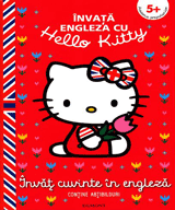 Invat engleza cu Hello Kitty: Invat cuvinte in limba engleza