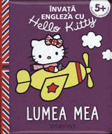 Invat engleza cu Hello Kitty: Lumea Mea