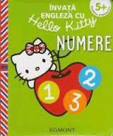 Invat engleza cu Hello Kitty: Numere