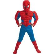 Costume pentru baieti: Spiderman cu muschi
