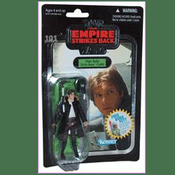 Figurina superarticulata Razboiul Stelelor Han Solo