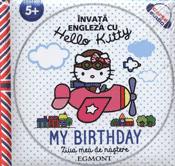 5+ Invata engleza cu Hello Kitty - Ziua mea de nastere (Carte audio)