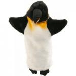 Papusi de mana - Marionete pentru copii cu animale pinguin