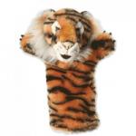 Papusi de mana - Marionete pentru copii cu animale tigru
