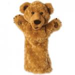 Papusi de mana - Marionete pentru copii cu animale ursulet