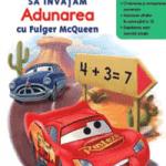 Sa invatam matematica. Manuale cu personaje Disney pentru copii clasa pregatitoare 5 ani.