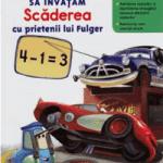 Disney School Skills carti si manuale matematica copii 4 ani gradinita: Fulger McQueen
