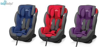 Scaun auto bebe de la 9 luni cu reductor Baby Design Bento